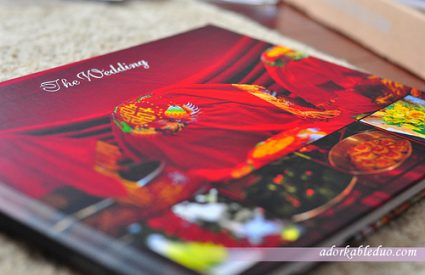 {DIY} Wedding Albums