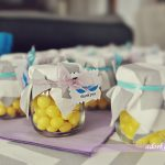 {DIY} Baby Food Jar Shower or Party Favors