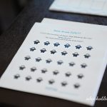 Modern Ninja Baby Shower {Part 2}