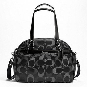 Coach Addison Signature Baby Bag