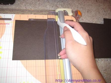 Making the diy enclosure envelopes