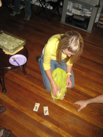 Setting up mousetraps