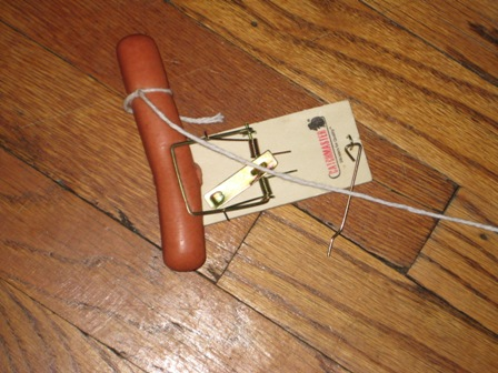 Playing the Weiner Mouse Trap Game