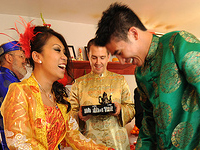 chinese vietnamese wedding tea ceremony