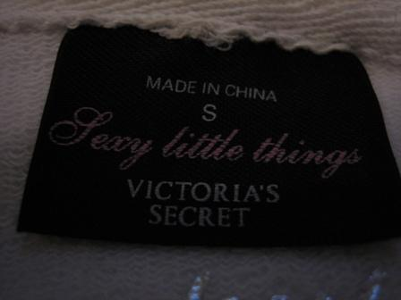 Victoria's Secret Dimante Hoodie on sale